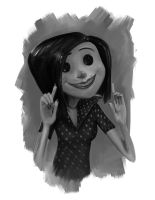 coraline's other mother-S.Knox by pointblizzy
