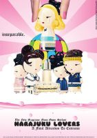 Harajuku Lovers Fragrance by happycolors