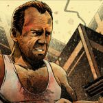 WIP - John McClane by thefreshdoodle