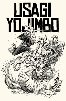Yojimbo! by urban-barbarian