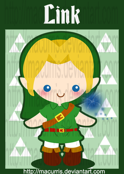Chibi Link by macurris