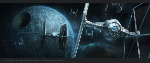 Guarding the Wing- Star Wars by Madboni