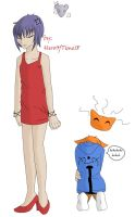 Roxanne - Fruits Basket Style by HeroOfTime18