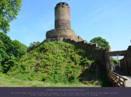 Burg Hassenstein 2 by ceeek-stock