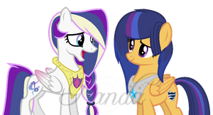 Royal Cousins by iPandacakes