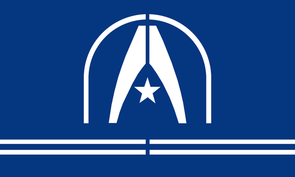 The Alliance - flag by Neethis