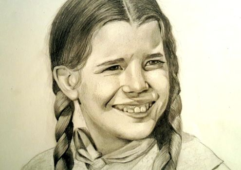 Laura Ingalls by dorothyPa04