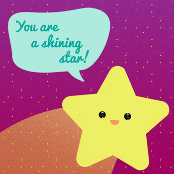 You are a shining star! by vicexversa
