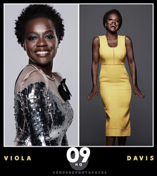 // PHOTOPACK 3798 - VIOLA DAVIS // by censurephotopacks