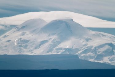 Mountain Elbrus by Legion778