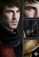 The Red Dragon - Details by AKoukis