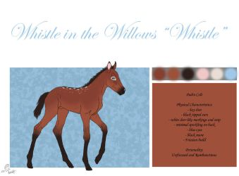 #8399 Whistle in the Willows by casinuba