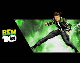 BEN 10 ALIEN FORCE COLORED by 1314