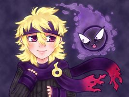 Morty and Gastly