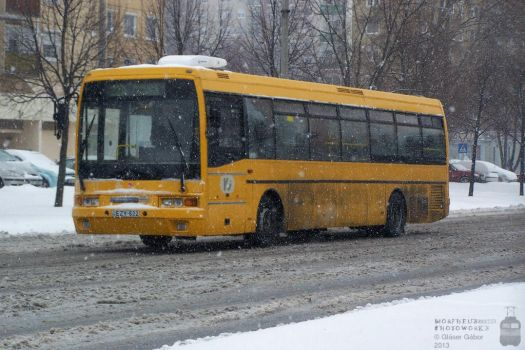 Raba E94 in Gyor in january, 2013 -1 by morpheus880223