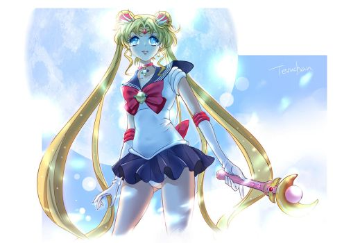 Sailor Moon :3 by Teruchan