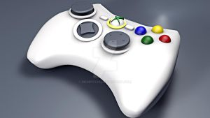 Xbox 360 Controller by richpitchi