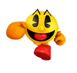 Pac Man World Remake Render by Nibroc-Rock