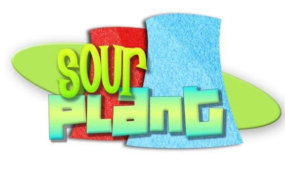 Sour Plant Logo by baggybottom
