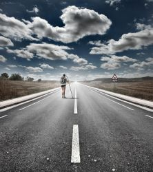 The Road Never Ends by BenHeine