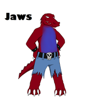 Jaws by AxlReigns