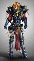 Adeptas Sororitas - Old colors by Unstable117