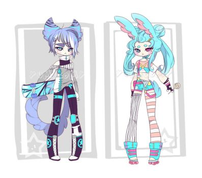 (Auction) Adopts Batch #16 - Closed by Yumigomy