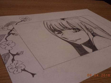 zerro two drawing by me by naruXhinata