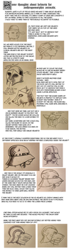 Anthro Helmets!  Concepts and thoughts. by 0laffson