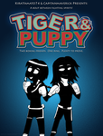 Tiger and Puppy: An upcoming Boxeteer Boxing Event by KiraYamato74