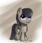 Filly Octavia by TsubukiSan
