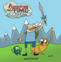 Adventure Time! by tyrannus