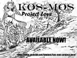 KOS-MOS Project Love Available by Zetachi