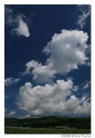 Summer clouds by hipster7 by Ro-nature
