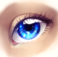 eyeballlllll by Picklesquidly