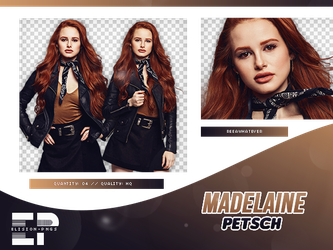 PACK PNG 41 // MADELAINE PETSCH by ELISION-PNGS