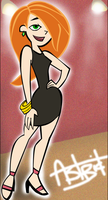 Kim Possible TDI Style? by KNDnumbuh8