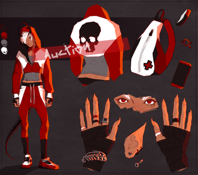 Skeledae Auction-Ns n Bs [OVER] by Cranneo