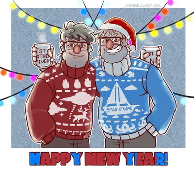 Happy New Year by Tenshi-Inverse