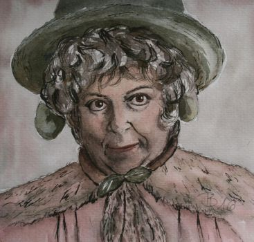 Professor Pomona Sprout by LoonaLucy