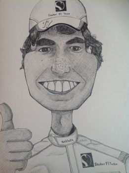 Checo by lufum88