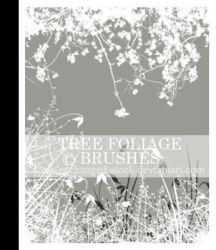 Tree Foliage Brushes by exchanged-stock