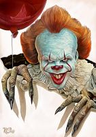 Pennywise by kevc001