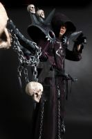 WOW Warlock T5 Cosplay 2 by Crimson-Shirou