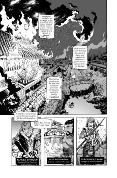 IVORY Preview: Page 01 by MNicholasAlmand