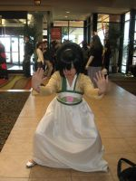 Toph Cosplay by Leap207