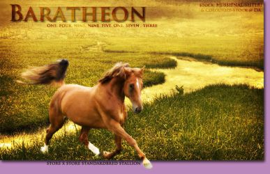 Baratheon for DA  by StridingStrong-Stock