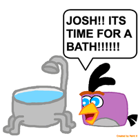 Josh's Bath Time with Roger Part 1 by Mario1998