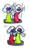 Jellyfish Sisters's Special Hand Techniques by DrChrisman