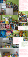 Pokemon Collection Fall 2010 by drill-tail